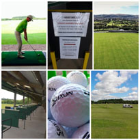PGA golf tuition in a relaxed setting